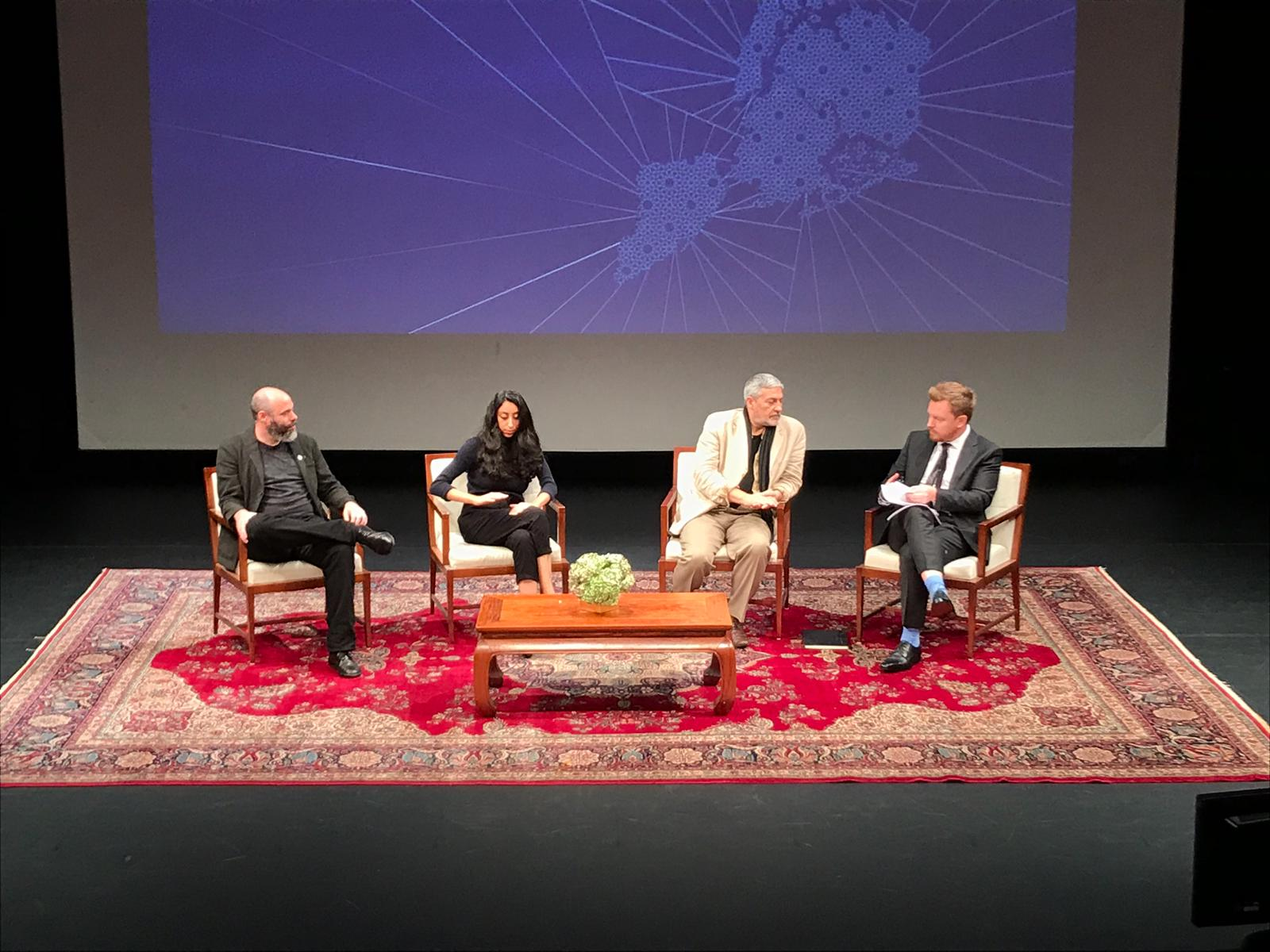 CULTURE FORUM: ART FOR SUSTAINABLE FUTURES: ASIA SOCIETY